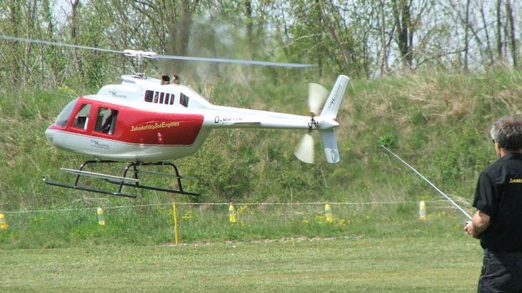 elicottero radiocomandato